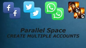 Parallel Space copy Copy