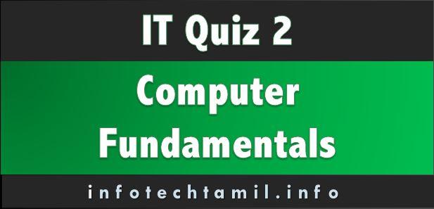 IT Quiz 2 Funda