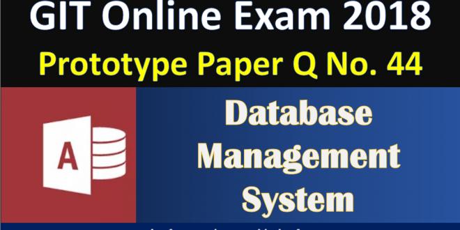 database ms