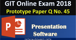 epresent 310x165 - GIT Online Exam Presentation Software