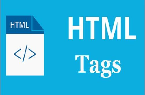 html tags 2