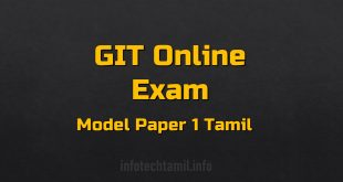 git-online-exam