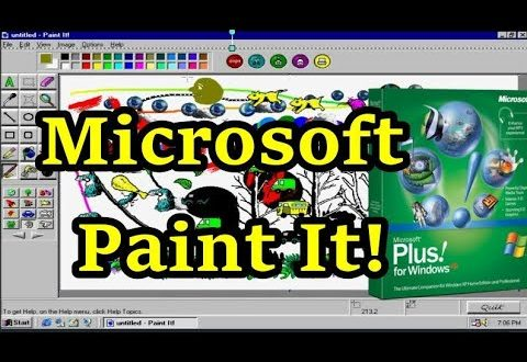 download microsoft paint it