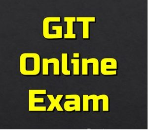giton 300x265 - 45. GIT Online Exam Pilot Test held in March 2019 Presentation