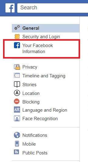 FB2 - Transfer your Facebook photos and video to Google Photos