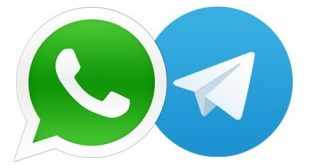 Telegram vs WhatsApp 1