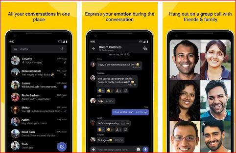Arattai-Instant Messaging app from India